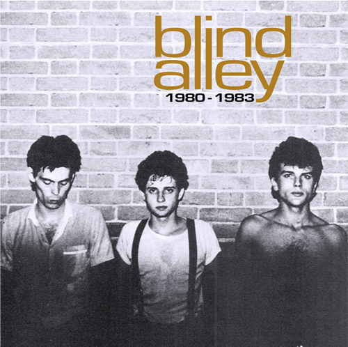 Blind Alley lp